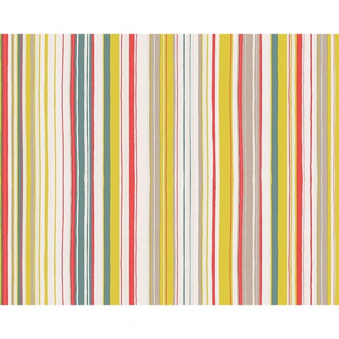 Rasch Vertical Stripe Pattern Wallpaper Modern Textured Striped Design 286908